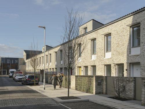 Goldsmith Street Passivhaus
