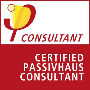 Certified Passivehaus Consultant