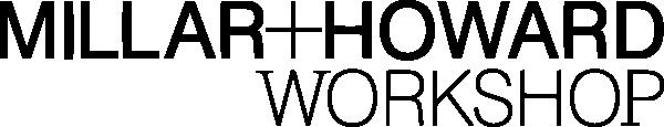Millar+Howard Workshop logo