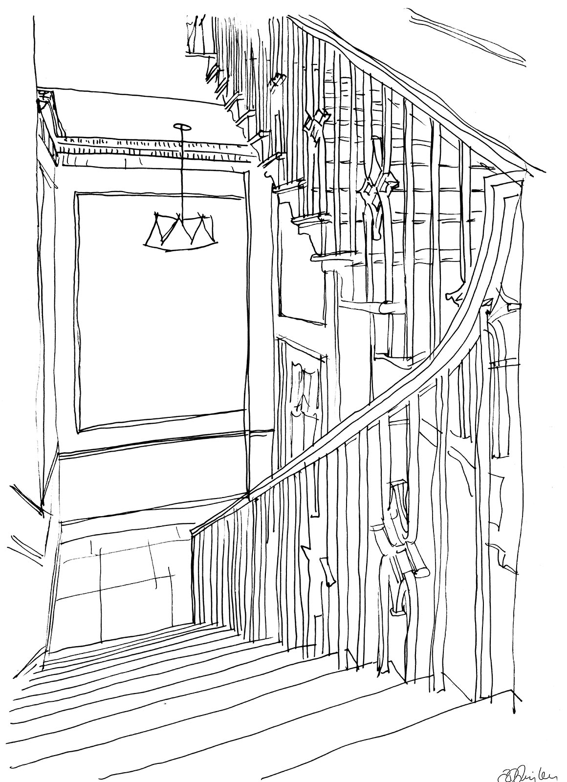 M&E Design for Renovation of Listed Building - illustration
