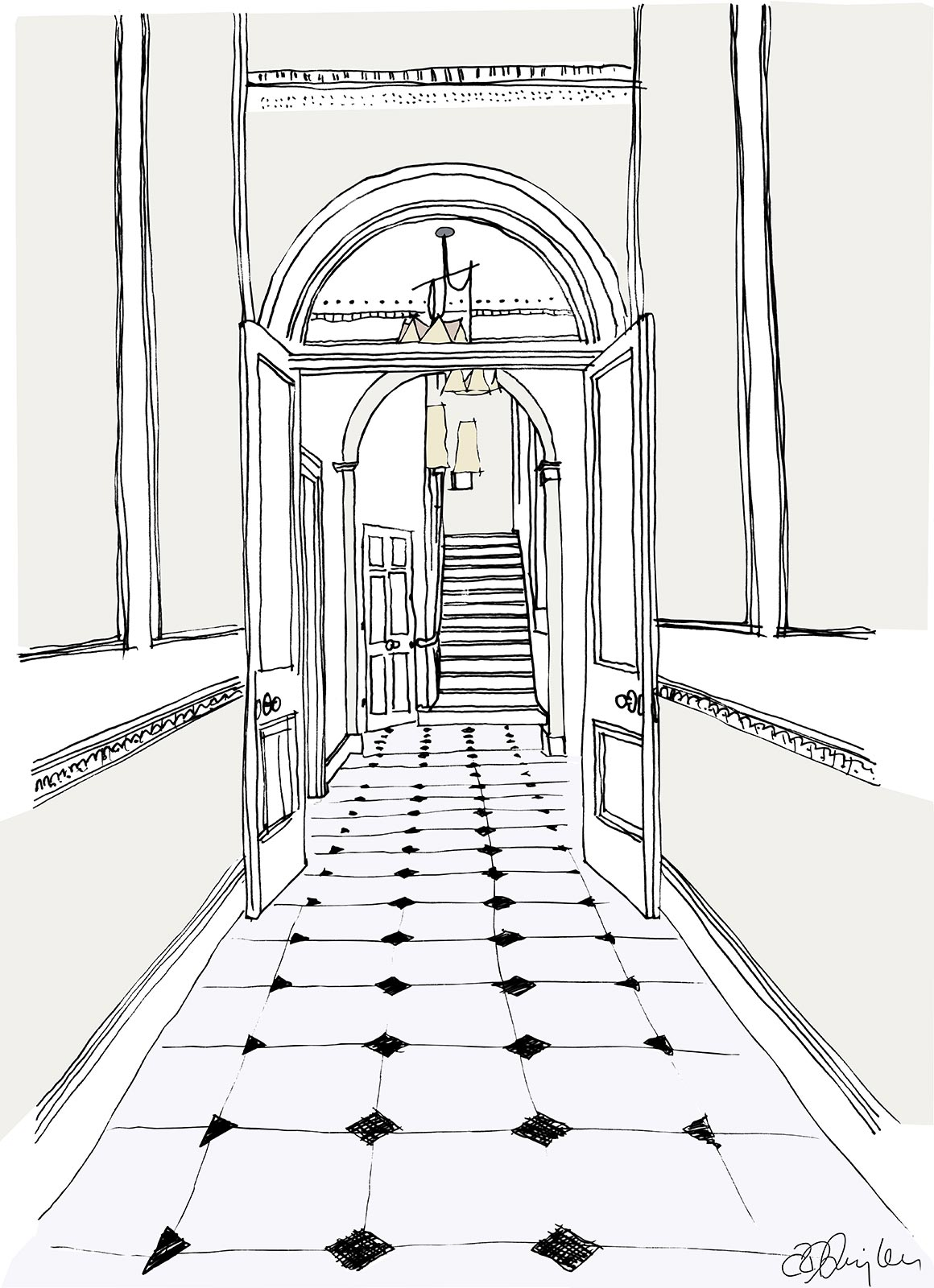 M&E Design for Renovation of Listed Building